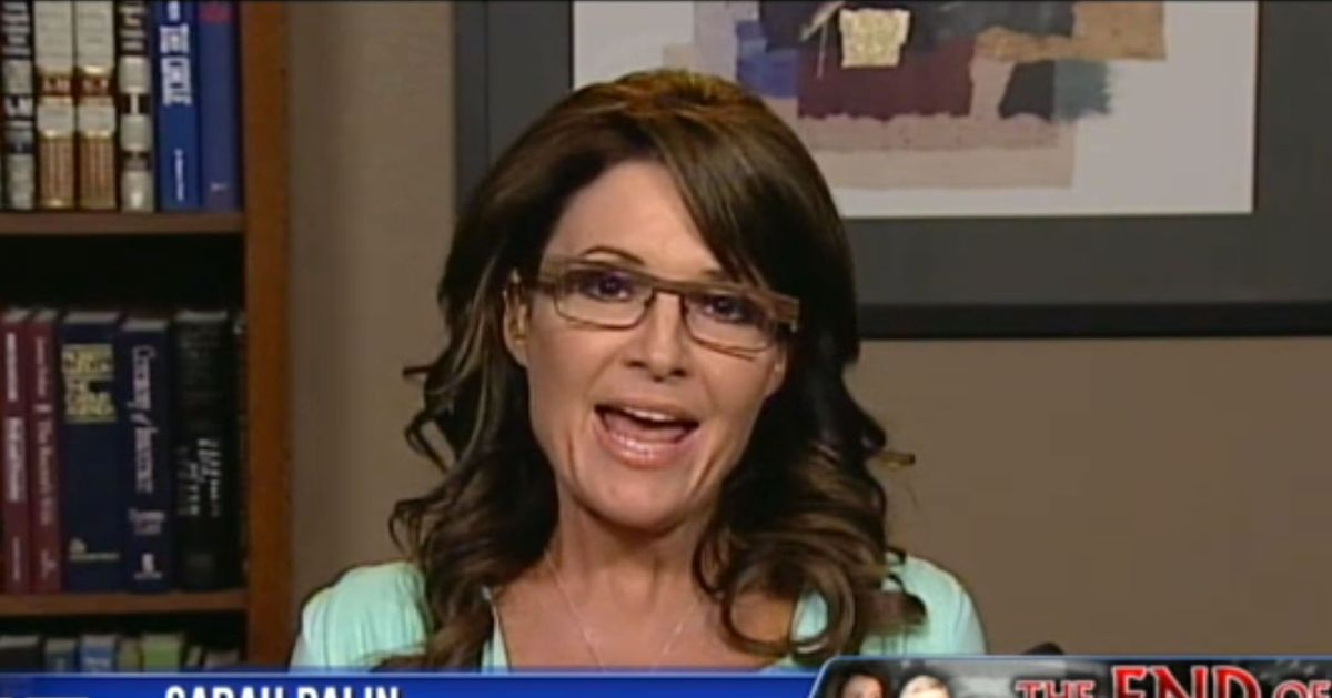 Sarah palin did not wear her sarah palin glasses last night altavistaventures Images
