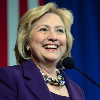Democratic Presidential Candidates Attend Jefferson-Jackson Dinner In New Hampshire