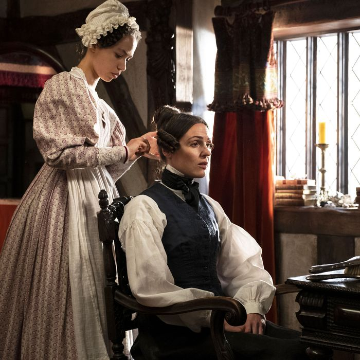 How 'Gentleman Jack' Adapted Anne Lister's Diary Entries