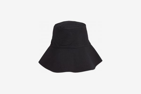 Agnes B. Women's Black Monique Hat