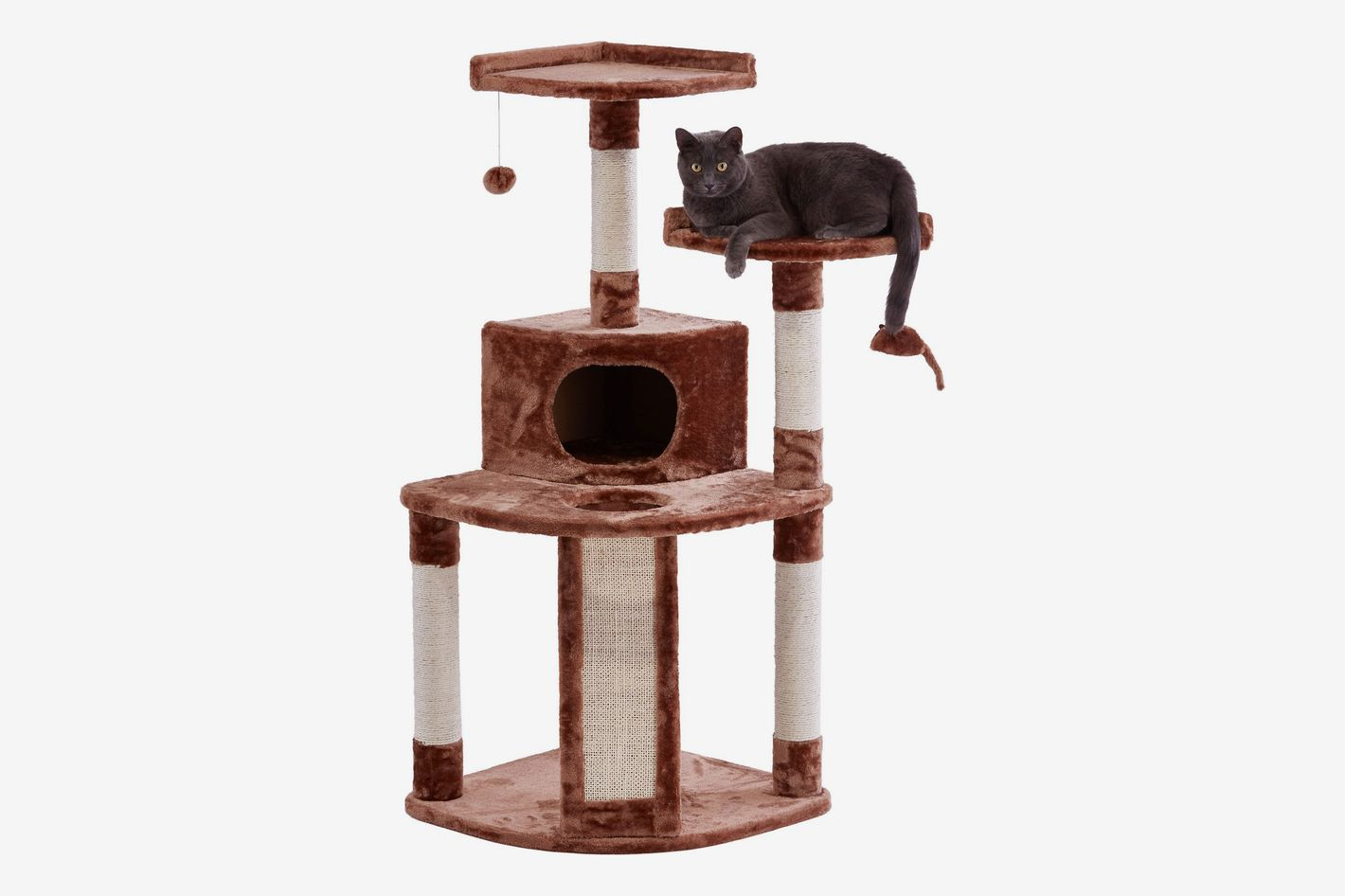 Frisco 48-in Cat Tree, Large Base