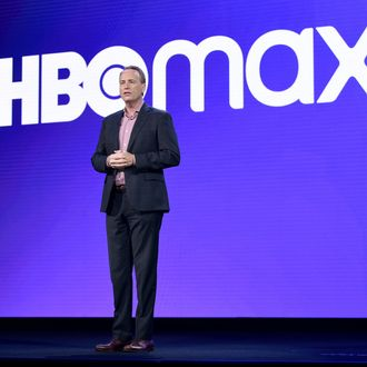 HBO Max chief Robert Greenblatt.