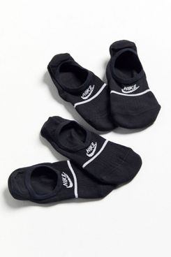 Nike SNKR Sox Essential No-Show Liner Sock 2-Pack