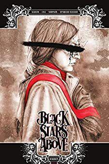 Black Stars Above, by Lonnie Nadler