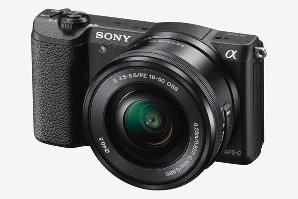 Sony a5100 16-50mm Interchangeable Lens Camera with 3-Inch Flip Up LCD