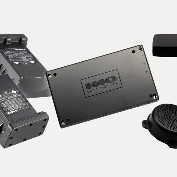 K40 Platinum360 Front and Rear Radar Detection System