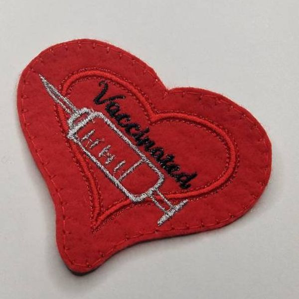 Vaccinated Heart Patch