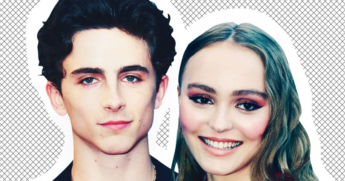 Timothee Chalamet and Lily Rose Depp Spotted Making Out