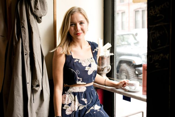 Meet the Author Whose New Novel Is All About New York Restaurant Culture