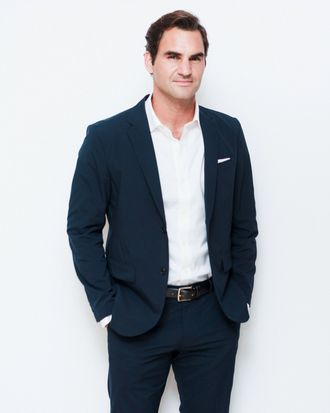 2f68f8371b2110 Roger Federer s Uniqlo Deal Is Anna Wintour Approved