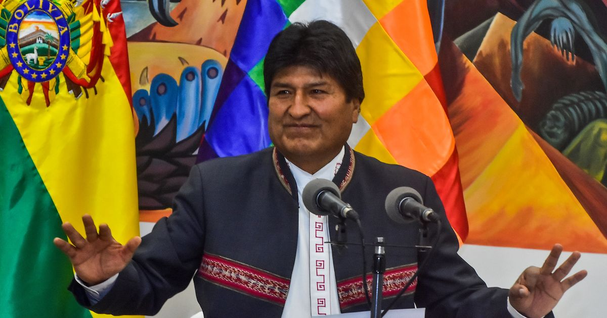 Evo Morales's Downfall Shows the Value of Term Limits