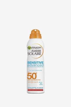 Garnier Ambre Solaire Sensitive Advance Dry Mist Spray SPF 50