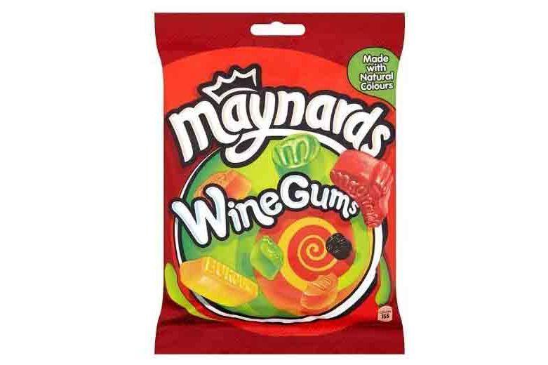 Maynards Wine Gums, 3 Bags
