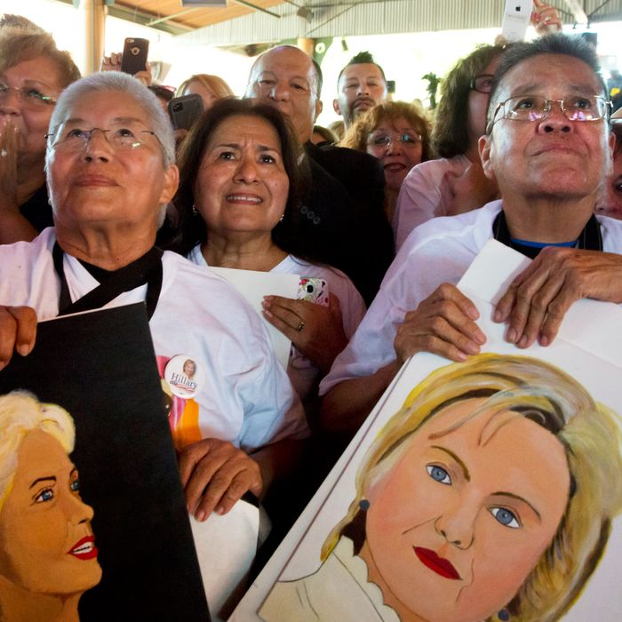 USA - Politics - Hillary Clinton Campaigns in Texas