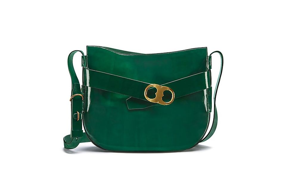 c4f1413320 ... green f0e25 f0655 discount code for tory burch robinson mini shoulder  bag in mint. i need you in ireland tory burchs new gemini handbag is the  best fall ...