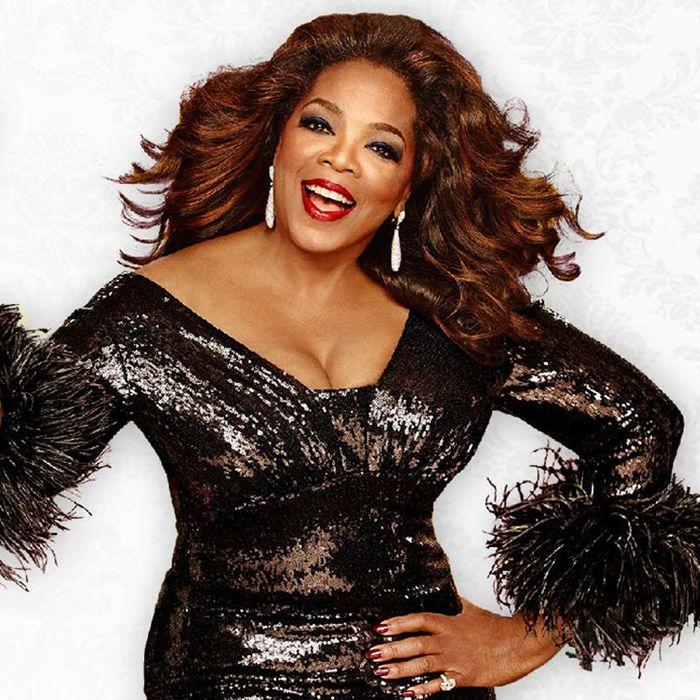 What's in the box, Oprah? Tiny wine?