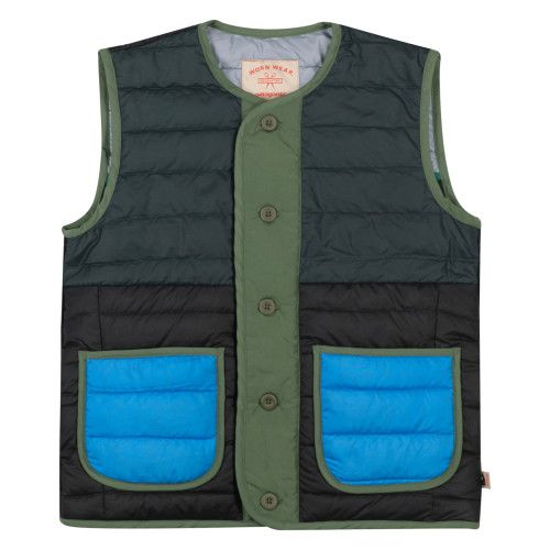 ReCrafted Down Vest by Patagonia Worn Wear