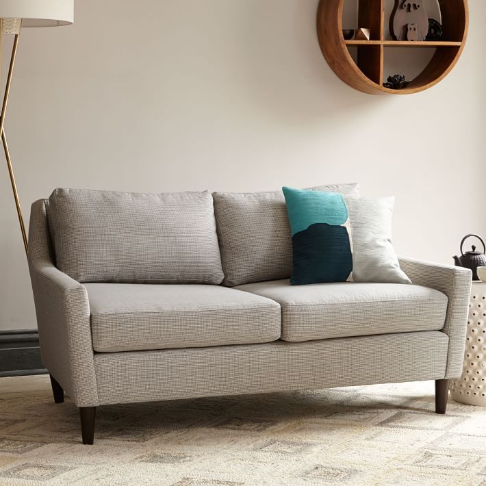 "West Elm Everett Loveseat (60"")"