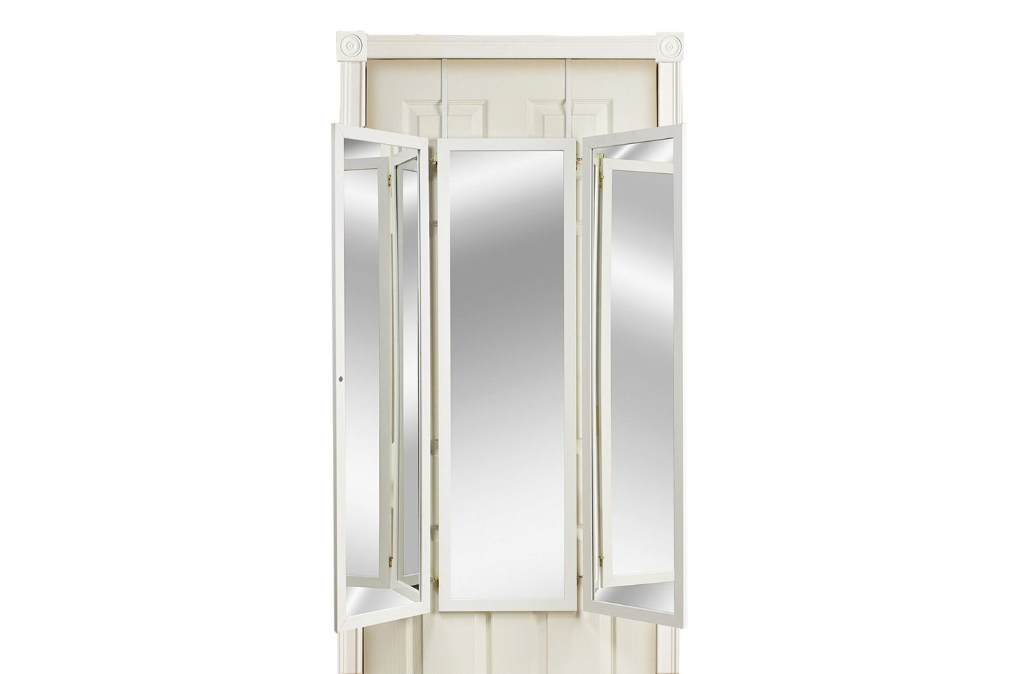 Best Over The Door Full Length Mirror With Three Panels