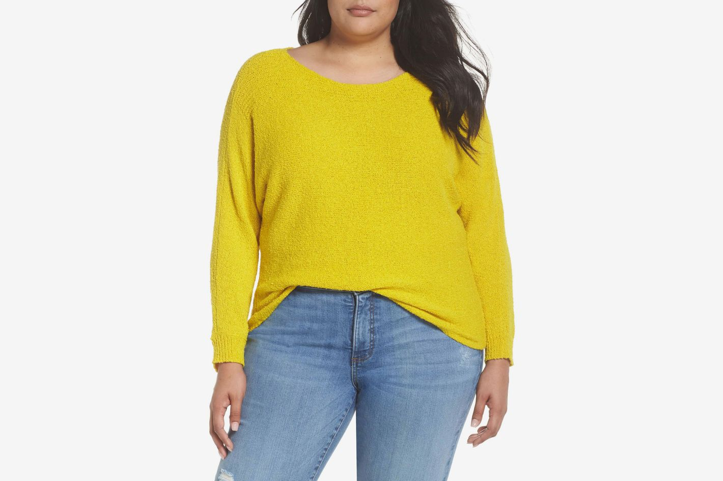 Calson Horizontal Pullover Sweater