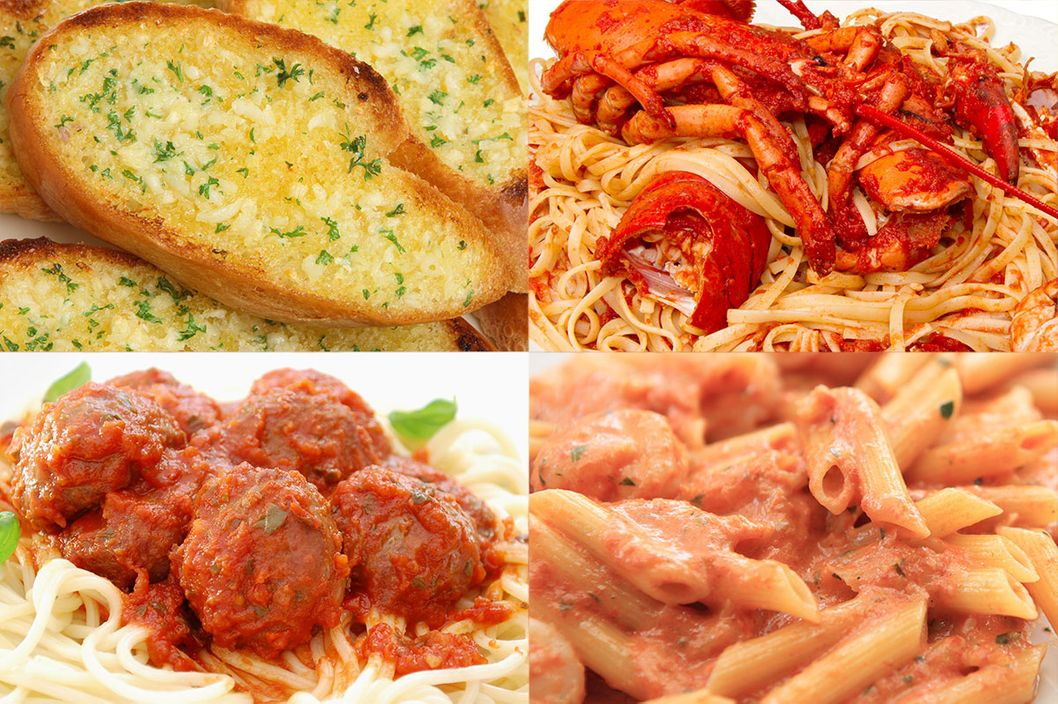 For Real Italian Food, Skip These 8 Dishes -- The Cut