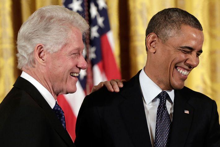 President Obama Awards Presidential Medal Of Freedom