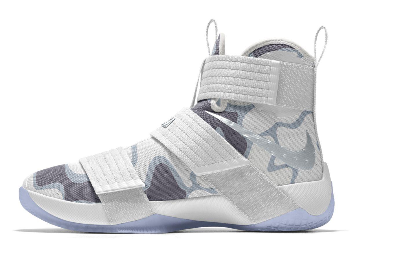 NikeID Custom Sneakers