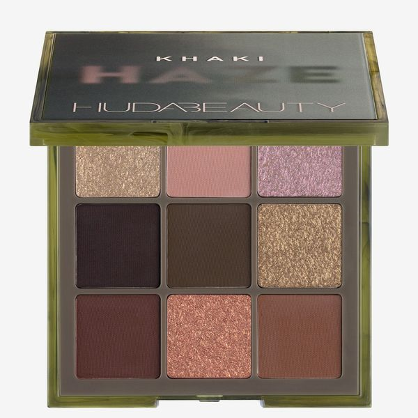 Huda Beauty Haze Obsessions Eyeshadow Palette