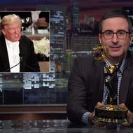 John Oliver Offers to Give