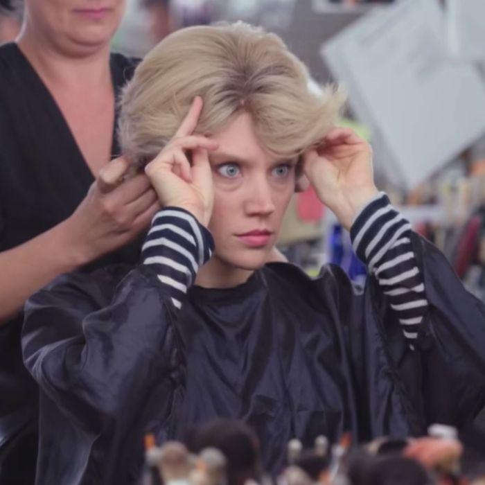 Kate Mckinnon Alec Baldwin Hair And Makeup On Snl