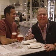 Mario Batali Brewed a Beer Inspired by Dan Barber's Food-Waste Initiative