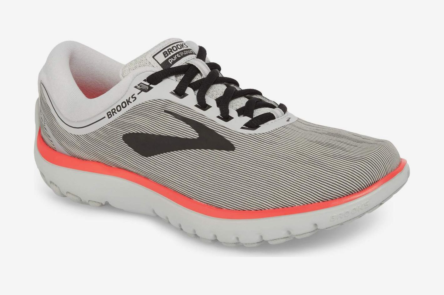 The best running shoes for a barefoot feeling. Brooks PureFlow