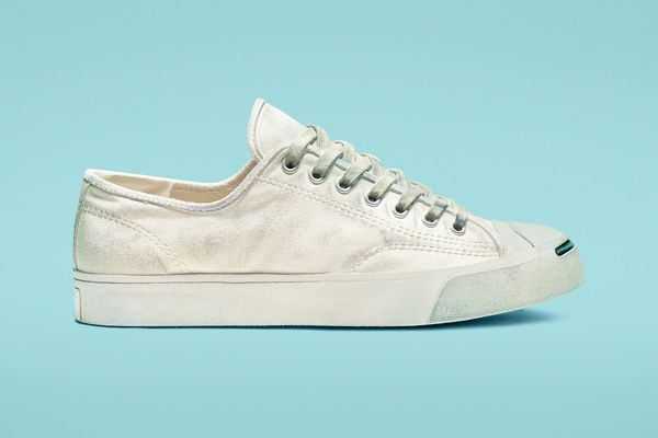 Converse Jack Purcell Burnished Suede Low Top