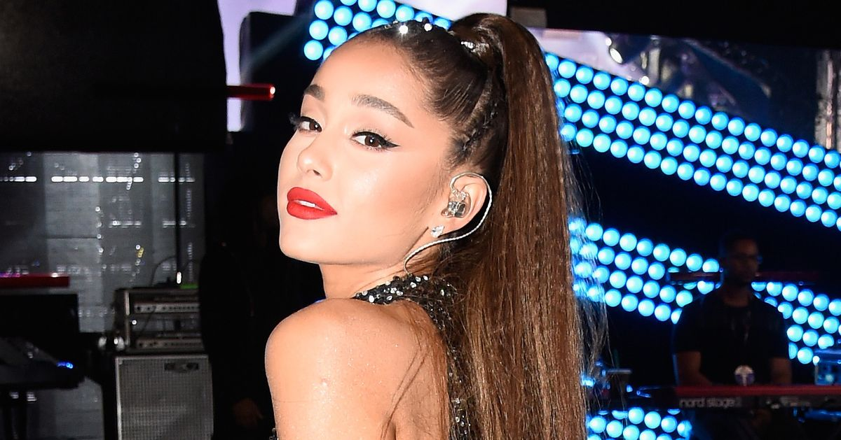 Ariana Grande Just Tied The Beatles's Insane Chart Record