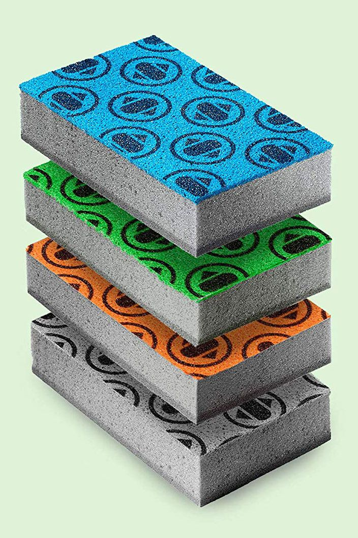 Skura Style Antimicrobial Sponge Set of 4