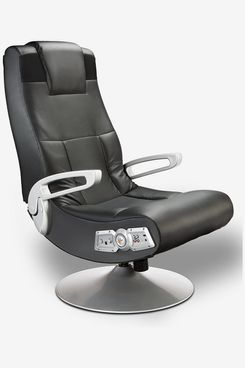 X Rocker Leather Video Gaming Chair