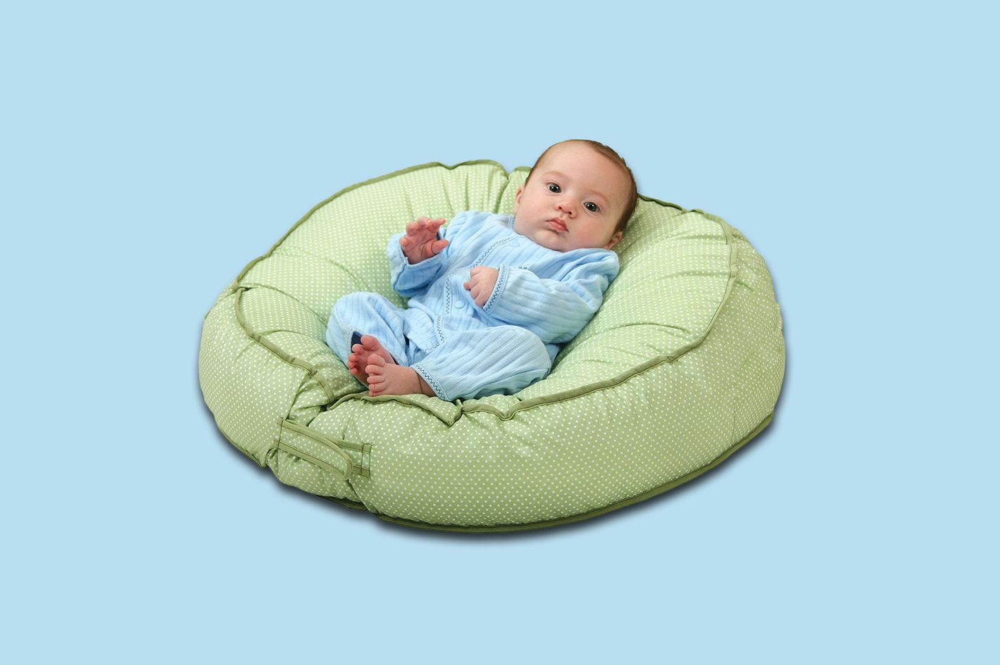 Baby bean bag chair - This Baby Is Happier Than He Looks