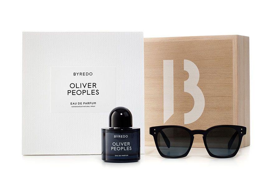 Oliver Peoples Amber Eau De Parfum 50ml & Byredo Sunglasses