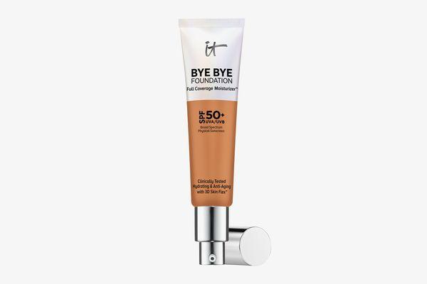 Bye Bye Foundation Full Coverage Moisturizer with SPF 50+ Tan