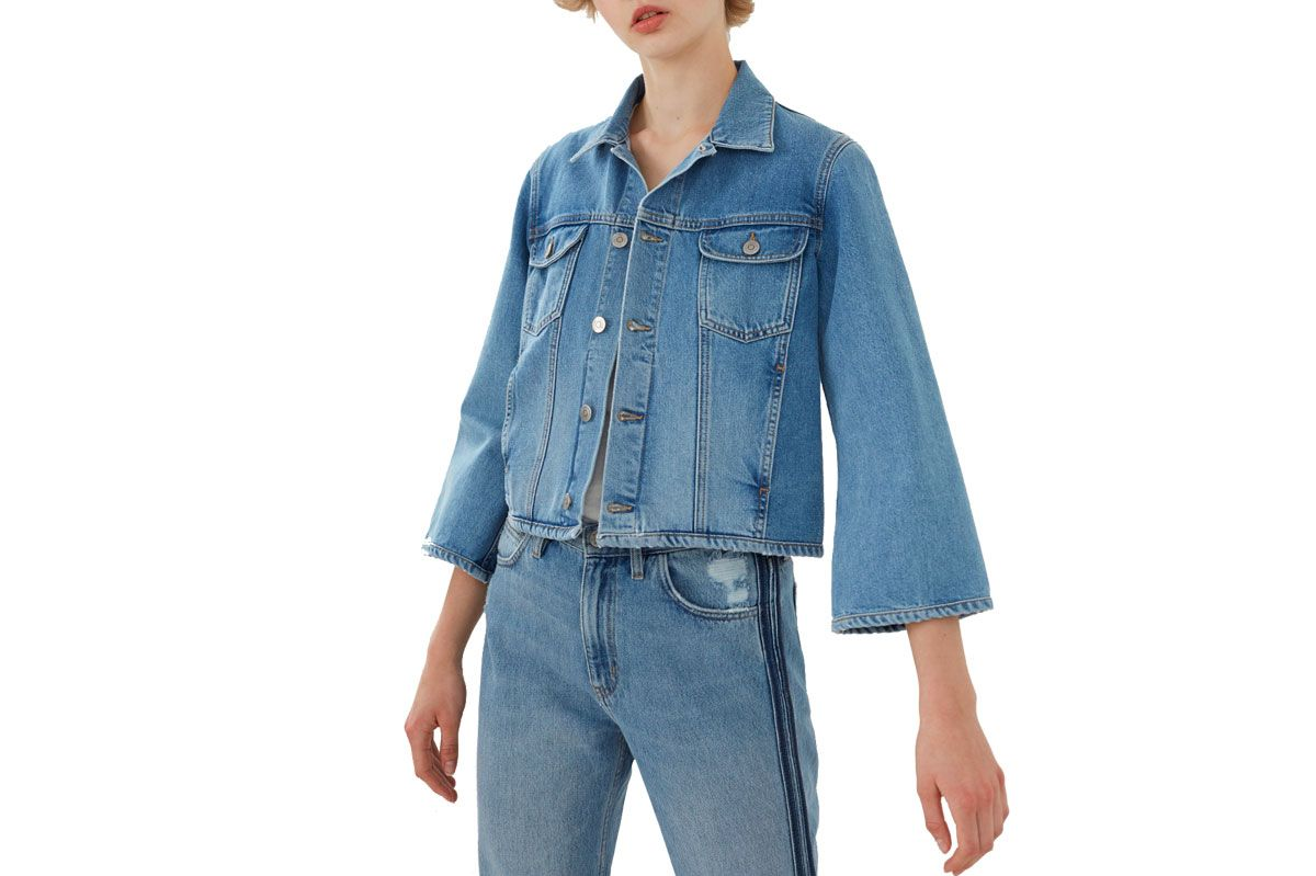 M.i.h Jeans Arch Denim Jacket