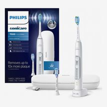 Philips Sonicare ExpertClean 7500 Bluetooth Rechargeable Electric Toothbrush, White