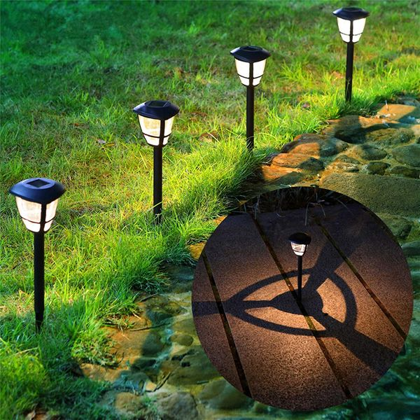 Maggift Solar-Powered Landscape Lights