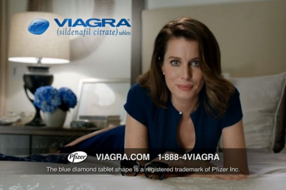 First Viagra Commercial Network Tv