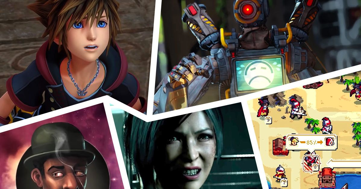 The Best Video Games Of 2019 So Far
