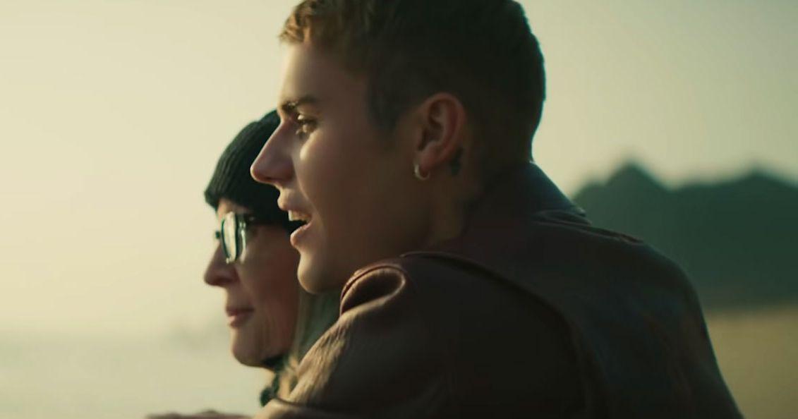 WATCH: Diane Keaton in Justin Bieber 'Ghost' Music Video