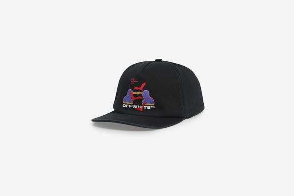 Off-White Thermo Men Graphic Baseball Cap