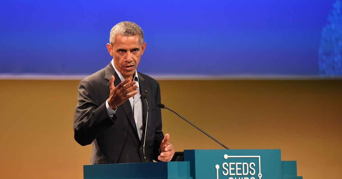 Obama Just Gave a Big Speech on Food Policy
