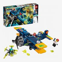 LEGO Hidden Side 70429 El Fuego's Stunt Plane Toy