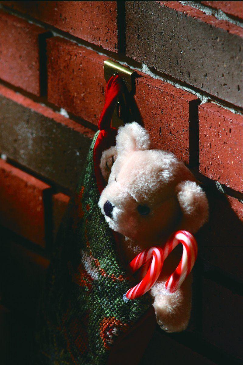 Adams Christmas Brick Clip, 2-Pack