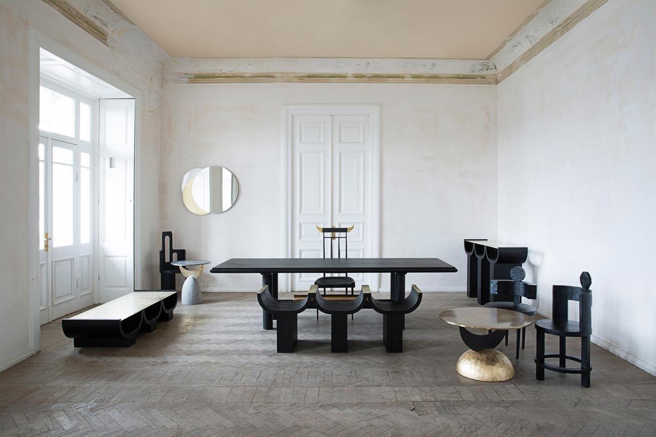 The Tbilisi Designers Making U0027Wild Minimalistu0027 Furniture